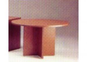 """36"""" Round table cherry"""