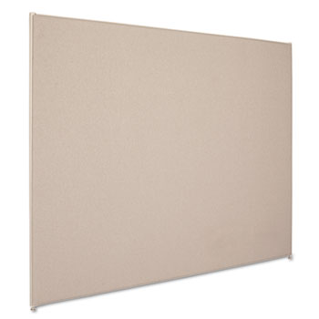Office Panel 60 x 72 Gray