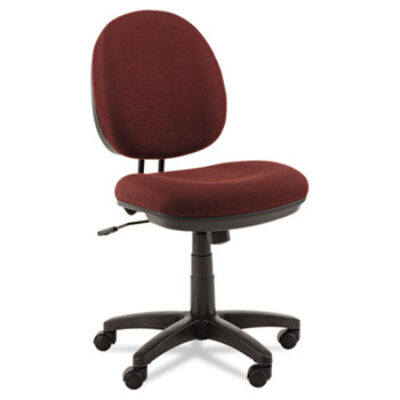 ALIN48FBURG Office Task Chair Burgundy
