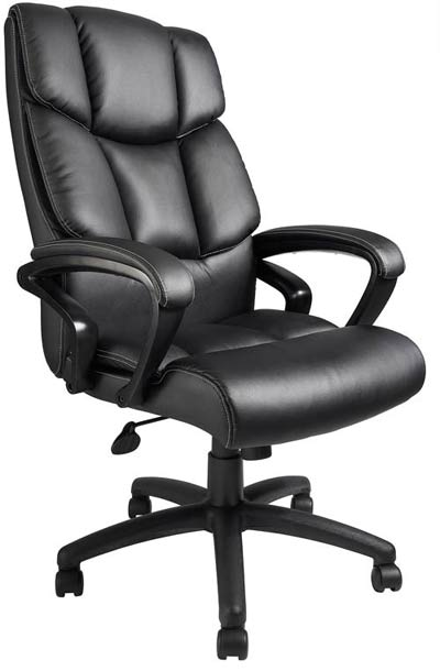 Ergonomic High Back Executive Leather Chair B870