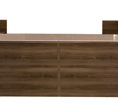 DOUBLE RECEPTION DESK