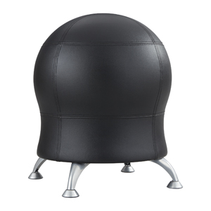 Black Zenergy ball chair