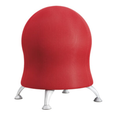 Zenergy ball chair red