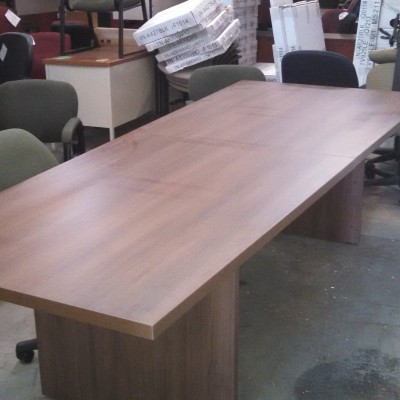 Groupe Lacasse Quorum 10' A-Shape Conference Table