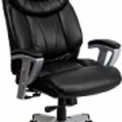 F153 big & tall executive chair black