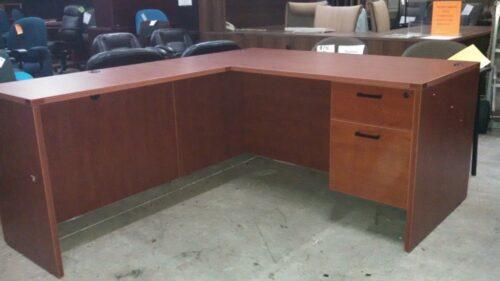 SDCA 5' x 6' L-shape desk special