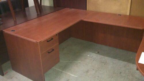 "SDCA special 5'6"" x 6' L-shape desk*"