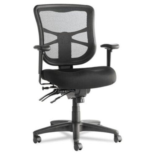 ALEL42 Ergonomic adjustable mesh mid-back chair