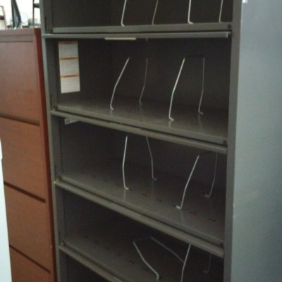 Used HON 626 locking shelf file
