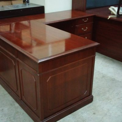 used-kimball-l-desk
