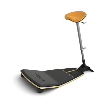 Locus™ Seat for standing height desk/table chair