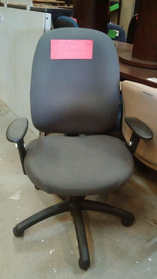 Used Global Granada Deluxe task chair