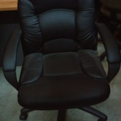 Used mid-back executive chair