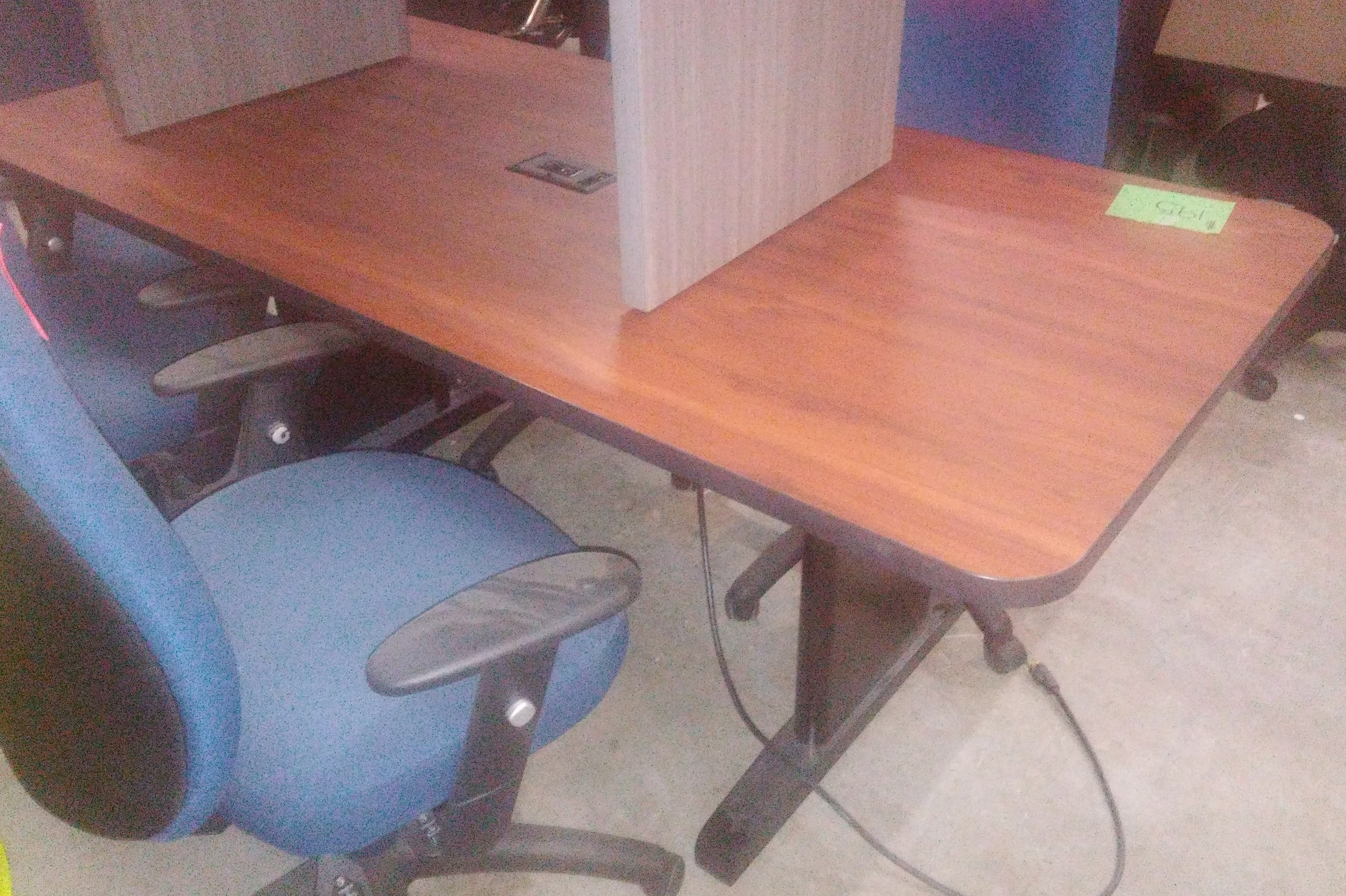 Used Rectangular Conference Table Used Mad Man Mund - 72 conference table