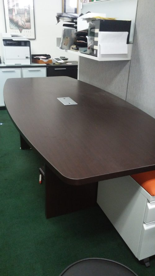 8' boat conference table
