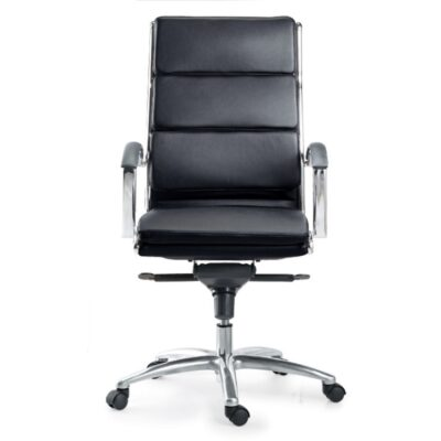 CD37 HIGH BACK EXECUTIVE CHAIR BLACK